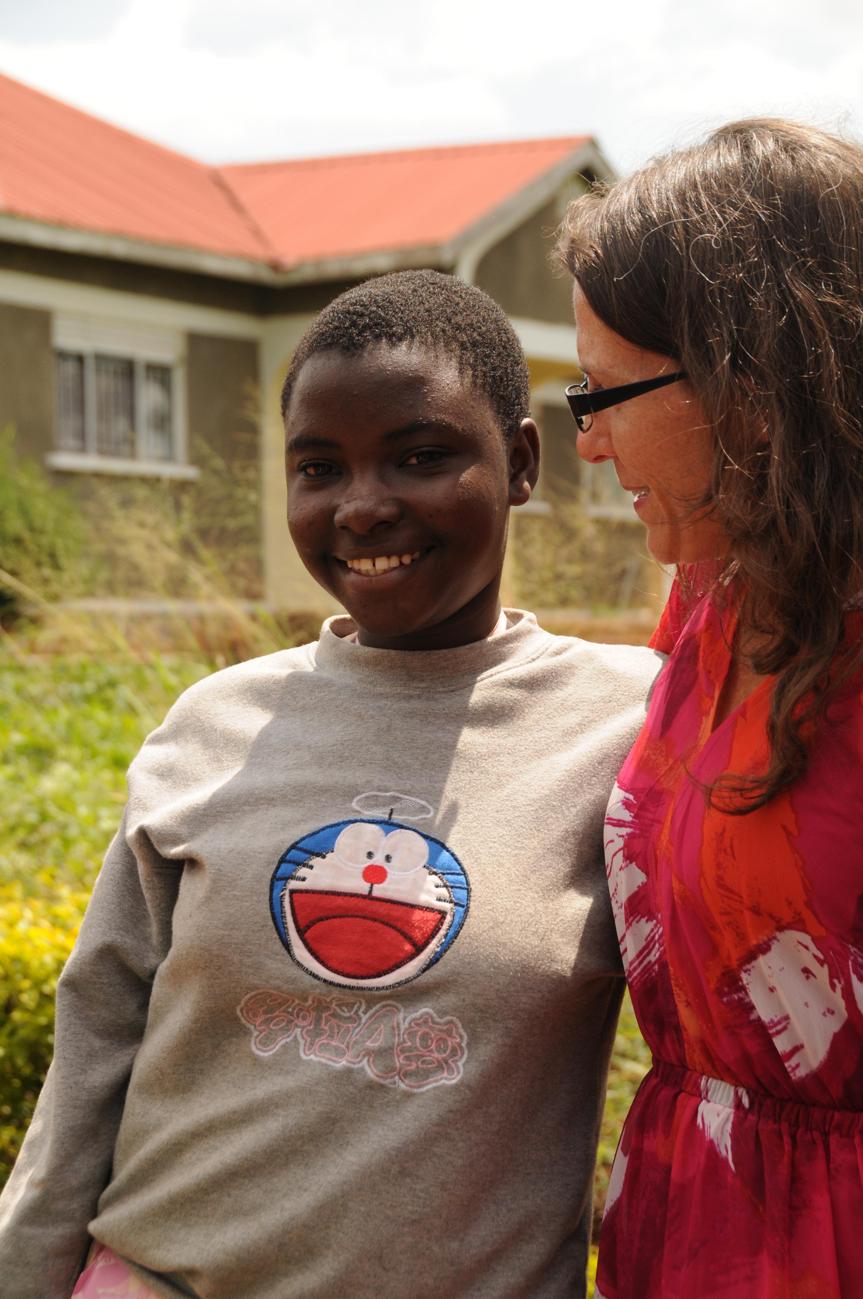 gaylynn and barbara | Mzungu Mama
