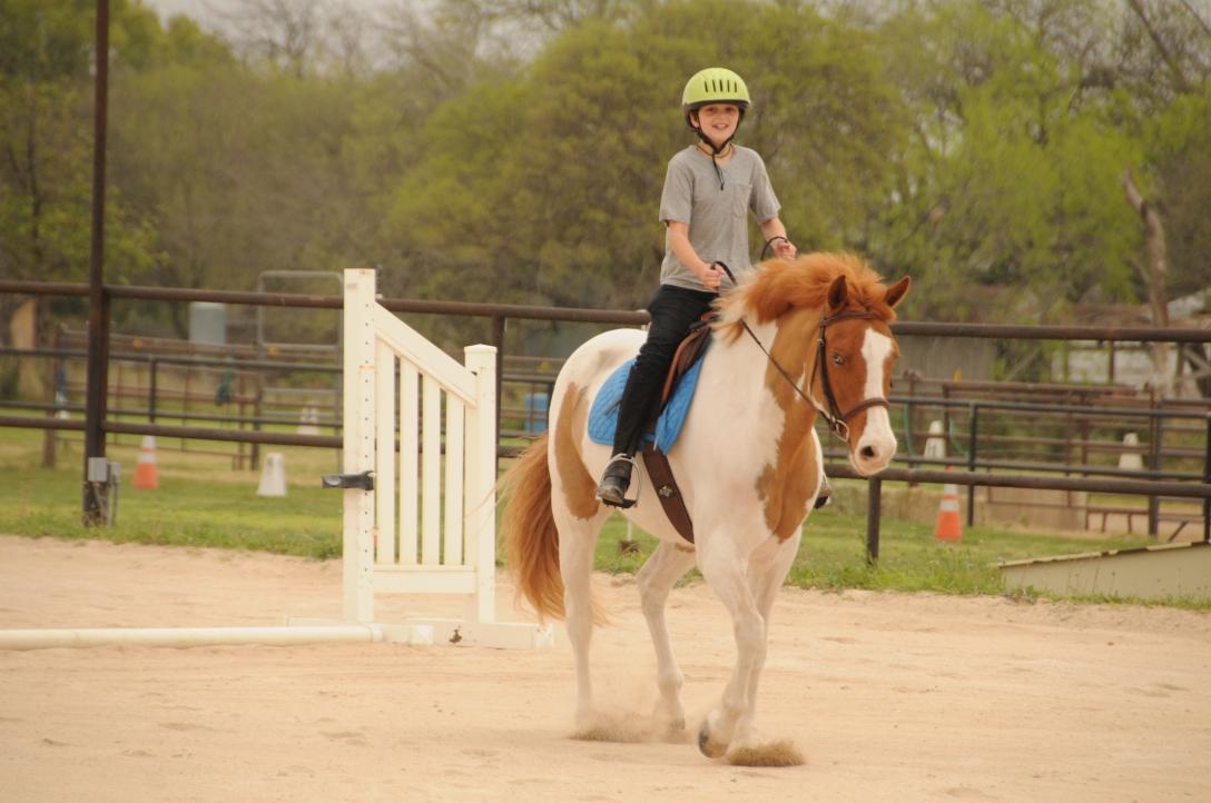 jack riding biggie