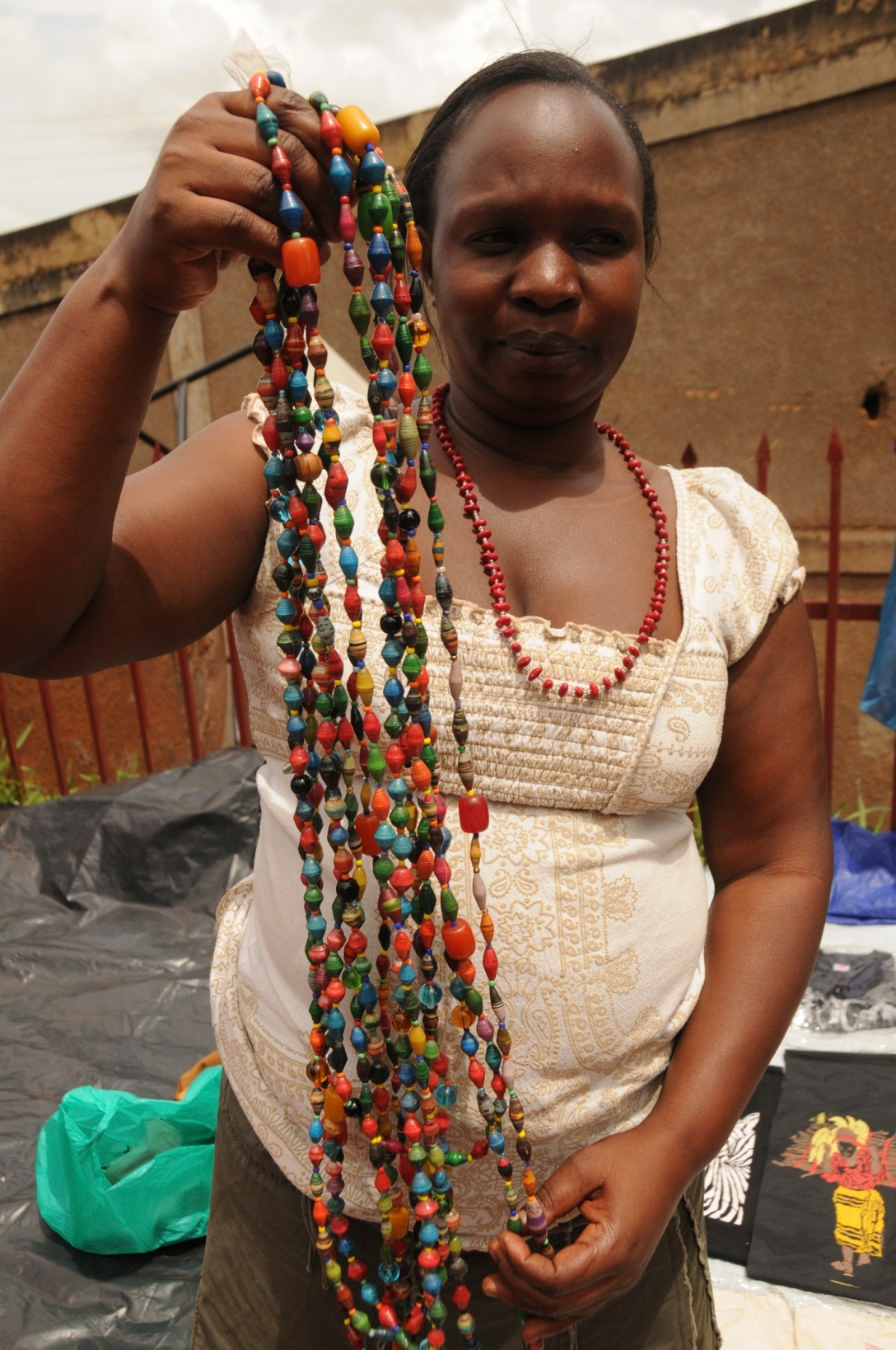 This lady makes the best quality beads.