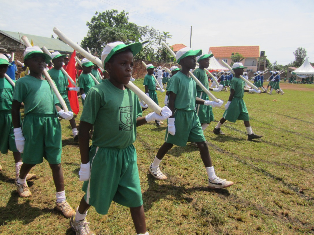more photos from sports day for the children