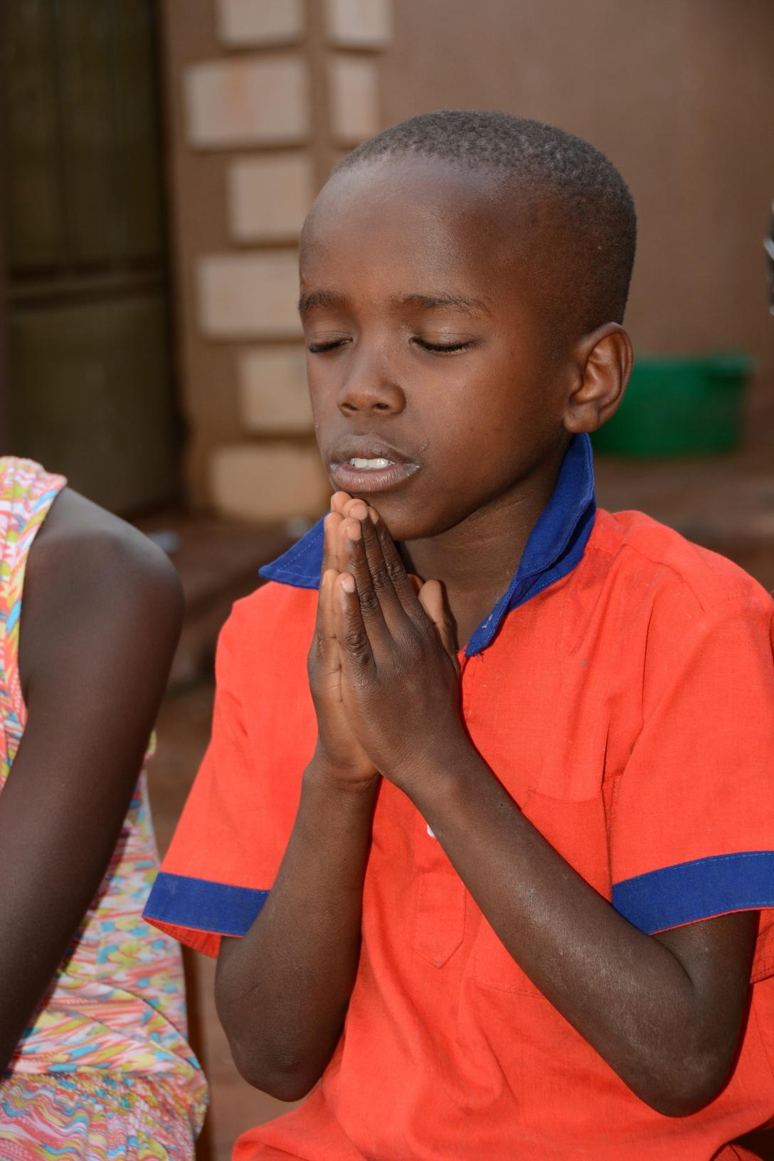 how sweet huh? Desire in prayer.