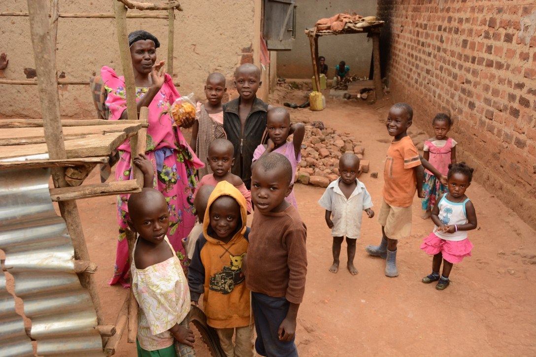 you've never been stared at until you show up with pale skin in the village in Africa! It can make babies cry!