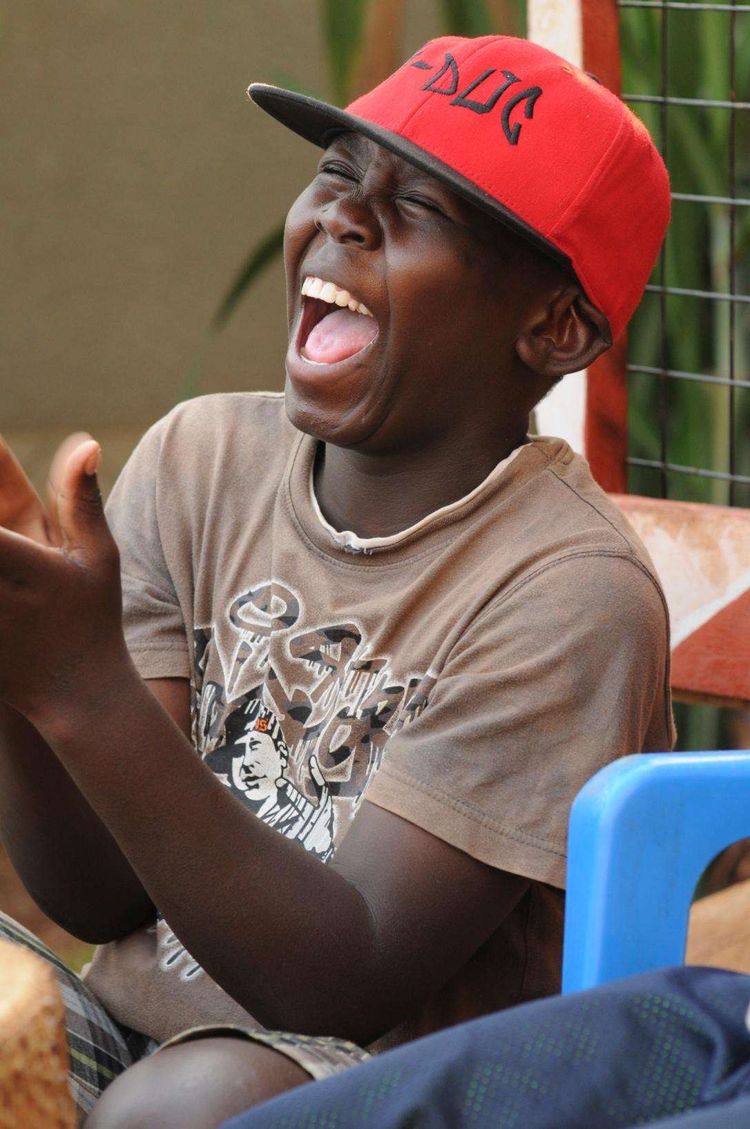 musa laughing
