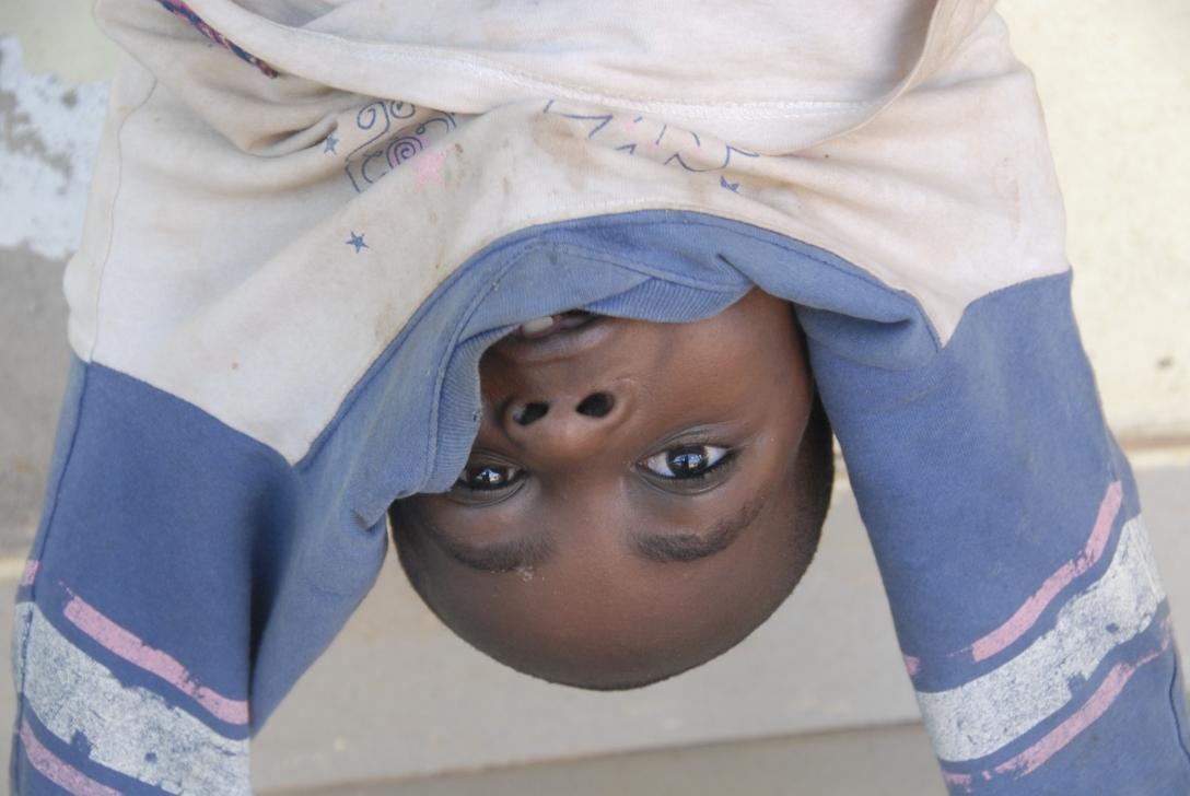 upside down marvin