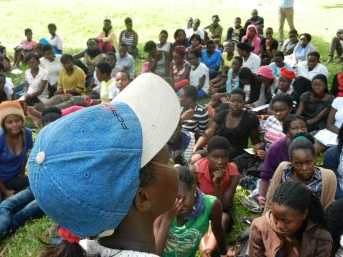 We were invited to join Sozo's children's home for a day camp at Lake Victoria