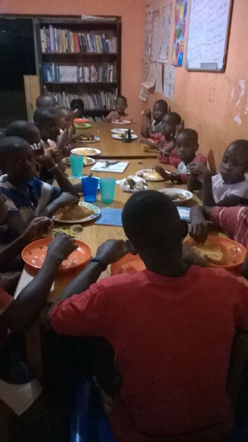 meal times