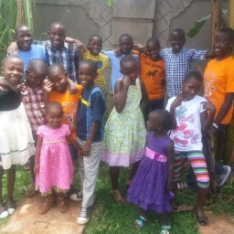 Easter Celebration at Kirabo Seeds