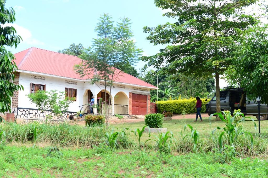 Irene's parent's home